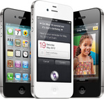 Apple-iPhone 4S 64GB White