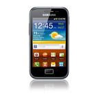 Samsung-Galaxy Ace Plus Black